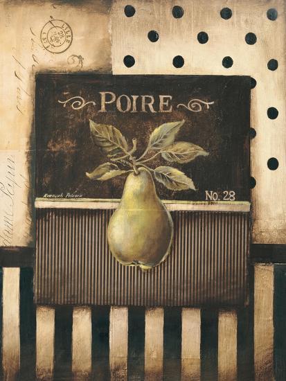 Poire-Kimberly Poloson-Art Print