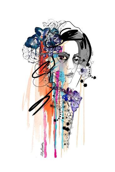 Poison-Holly Sharpe-Art Print