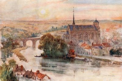Poitiers-Herbert Menzies Marshall-Giclee Print