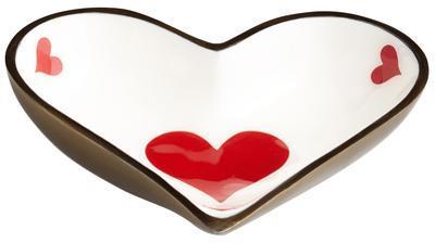 Poker Heart Tray
