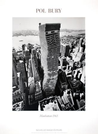 Manhattan Decoupage (1965)