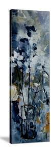 Abstract Bunch Of Flowers by Pol Ledent