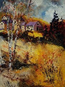 Autumn Landscape 569021 by Pol Ledent