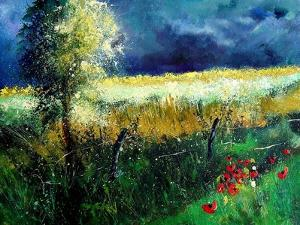Before the storm by Pol Ledent