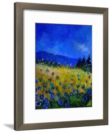 Blue Cornflowers 4550
