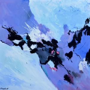 Blue journey by Pol Ledent