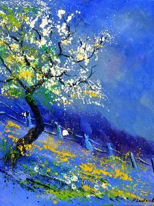 Blue Spring by Pol Ledent