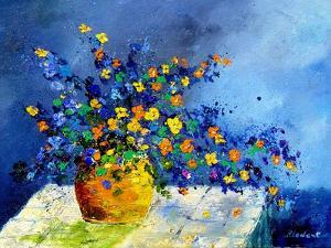 Bunch of Flowers by Pol Ledent