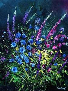 Bunch of Wildflowers by Pol Ledent