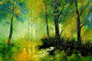 Fairies Wood by Pol Ledent