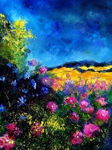 Field Flowers by Pol Ledent
