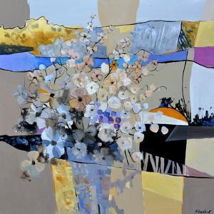 Floral composition by Pol Ledent