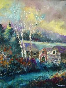 Hour village belgium by Pol Ledent