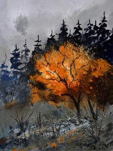 In The Wood 4551 by Pol Ledent