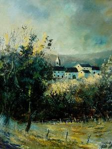 Jambline village Belgium by Pol Ledent