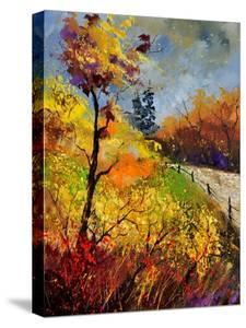 Landscape Autumn 454111 by Pol Ledent