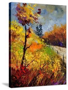 Landscape Autumn 454111 by Pol Ledent