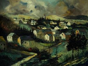 Masbourg Village by Pol Ledent