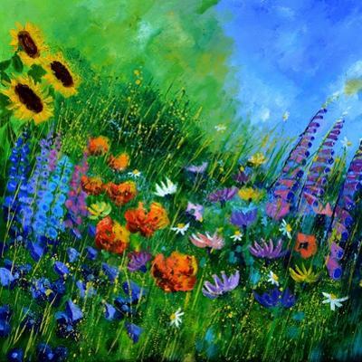 My Garden Flowers by Pol Ledent