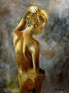 Nude 100 by Pol Ledent