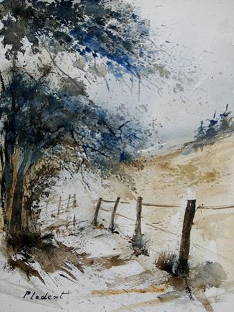 old fence by Pol Ledent