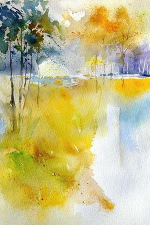 Pond by Pol Ledent