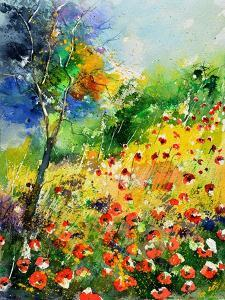 Poppies 5170 by Pol Ledent