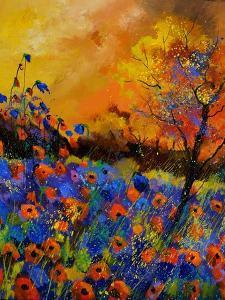 Poppies 675140 by Pol Ledent