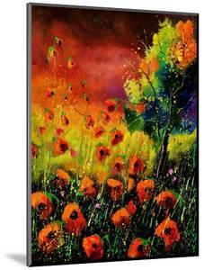 Red Poppies 451130 by Pol Ledent