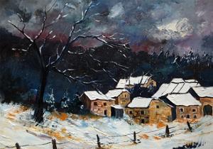 Snow 57 by Pol Ledent