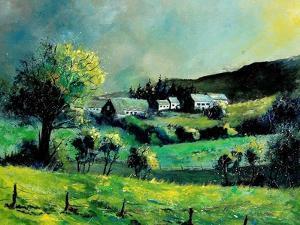 Spring Ardennnes 79 by Pol Ledent