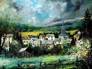 Spring In Daverdisse by Pol Ledent