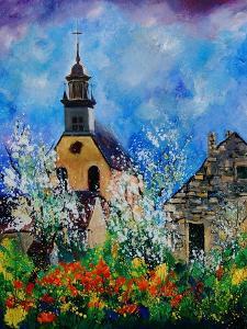 Spring In Foy Notre Dame by Pol Ledent