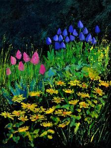 Spring In The Garden by Pol Ledent