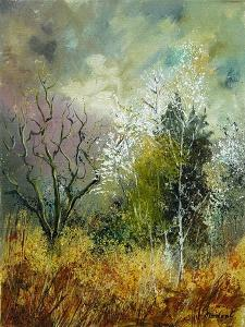 Spring is coming by Pol Ledent