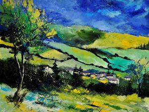 Spring Landscape 563101 by Pol Ledent
