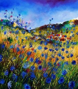 Summer Glory by Pol Ledent