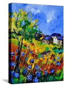 Summer Poppies 673180 by Pol Ledent