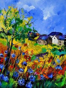 Summer Poppies 673180 by Pol Ledent