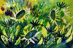 Sunflowers 63 by Pol Ledent