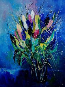 Tulips 45 by Pol Ledent