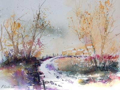 Watercolor 010707 by Pol Ledent