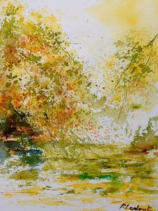 Watercolor 0230807 by Pol Ledent