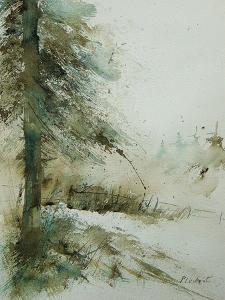 Watercolor 030306 by Pol Ledent
