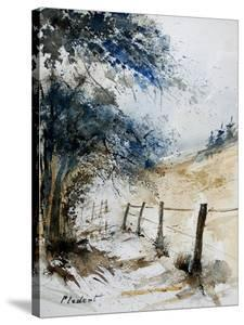 Watercolor 061106 by Pol Ledent