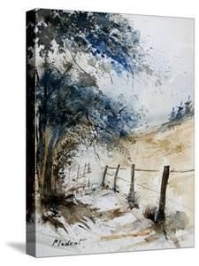 Watercolor 061106 by Pol Ledent