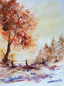 Watercolor 070806 by Pol Ledent