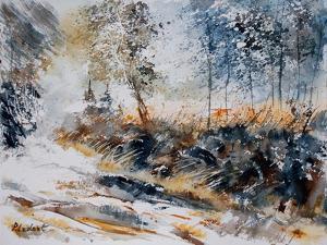 Watercolor 080207 by Pol Ledent