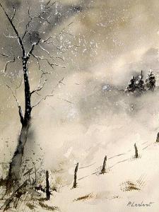 Watercolor 081204 by Pol Ledent