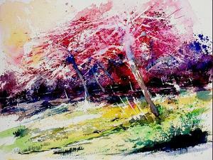Watercolor 090507 by Pol Ledent